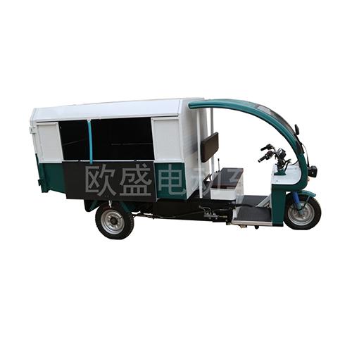 电动垃圾车刹车系统的维护工作