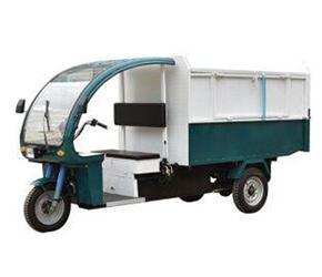 常州2700L钢板垃圾清运车