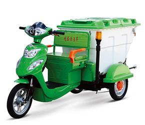 郑州绿色佳人500L保洁车