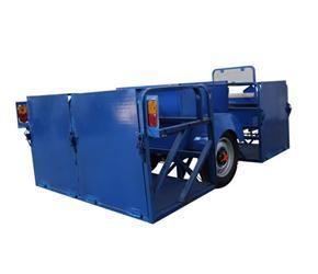 常州新款保洁四桶车