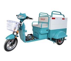 XYD-T240L电动三轮挂桶车