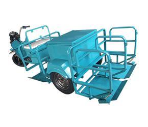 常州电动四桶保洁车240L