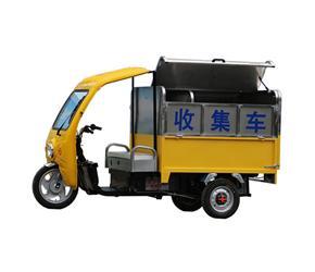 常州SJC-2000L城市清运车