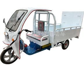 深圳CZOS-DDSL-6T240L 电动三轮六桶车